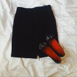 J Crew No 2 Pencil ✏️ Skirt